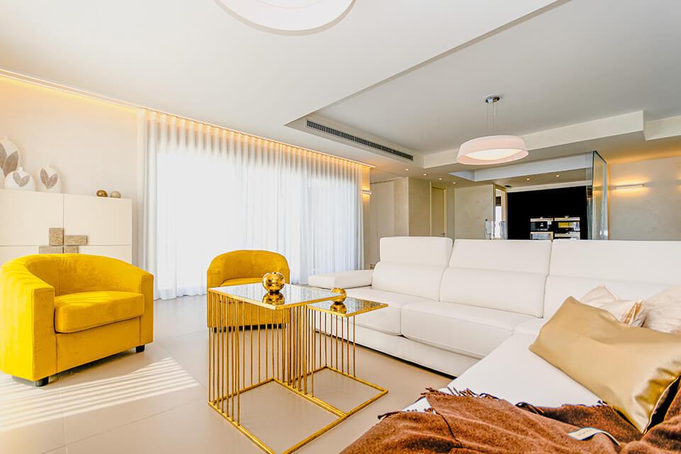 用「紗簾」隔間,營造居家特色氛圍!時尚紗簾布可以這樣挑~