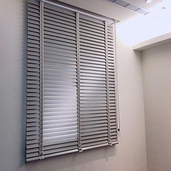 木頭百葉窗簾