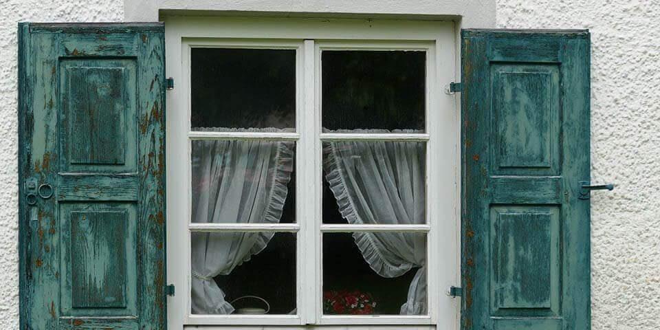 半腰窗簾適用哪種窗型?半腰窗簾尺寸怎麼量才正確,看我正解!