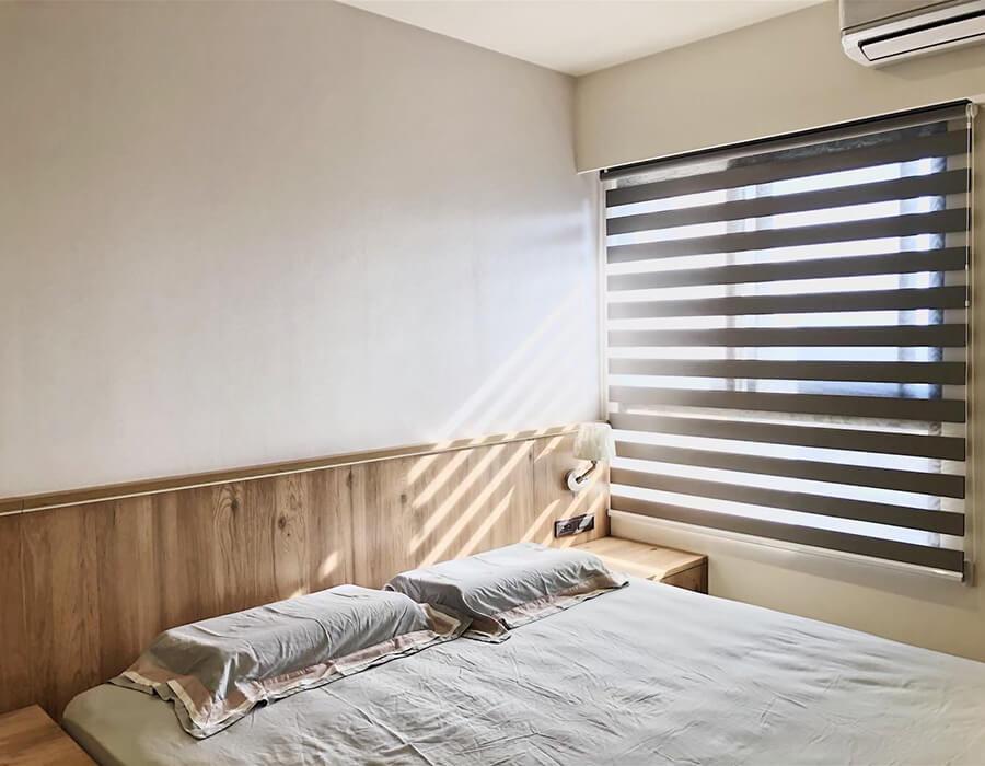 電動捲簾讓你自由控制光源,電動捲簾訂做推薦窗簾職人