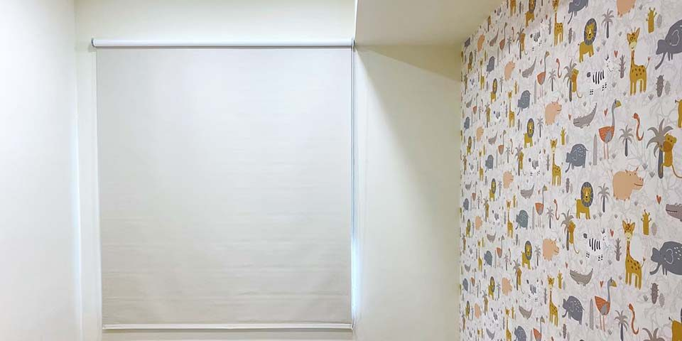 【台中捲簾案例分享】找尋不佔空間的窗才,就找台中捲簾訂做專家